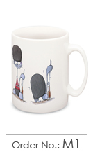 unique limited edition Mug with graphic Graphic Design mugs for sale to buy