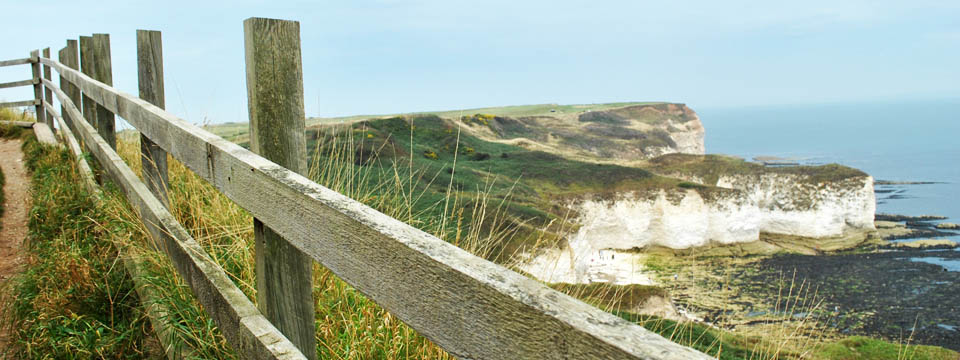 Graphic Design in South Yorkshire Sheffield UK outdoor pgotography Flamborough